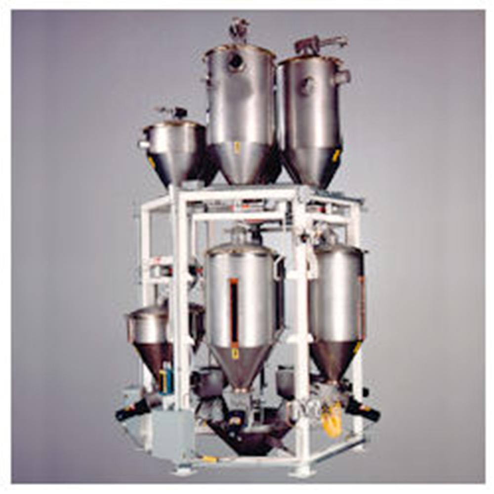 Gravimetric Blenders Clwb Foremost Machine Builders Inc