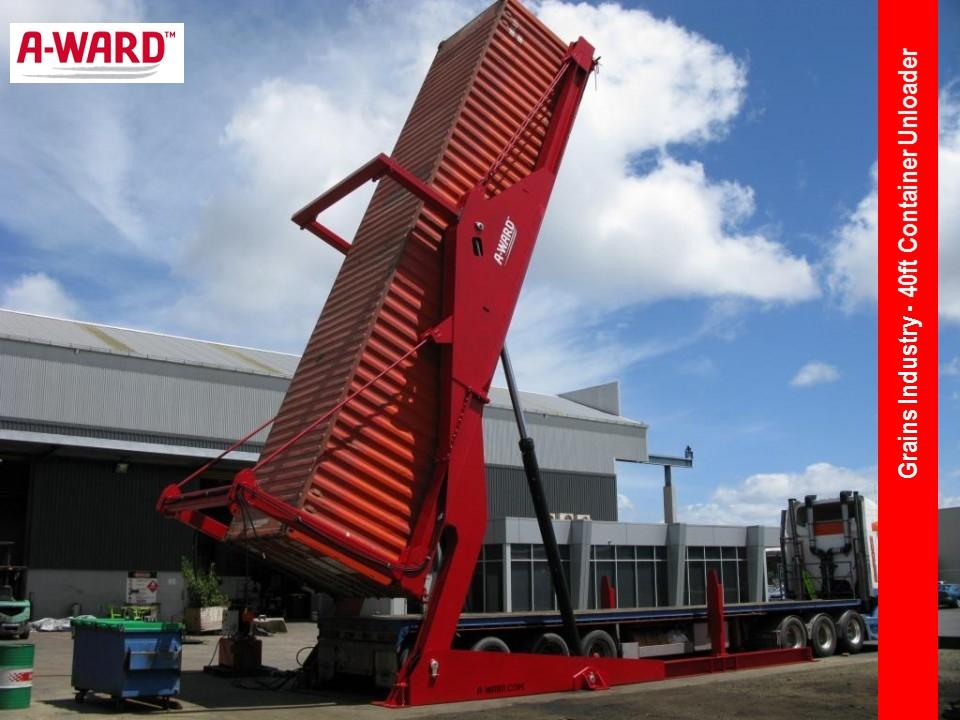 Grains Industry 40ft Unloader