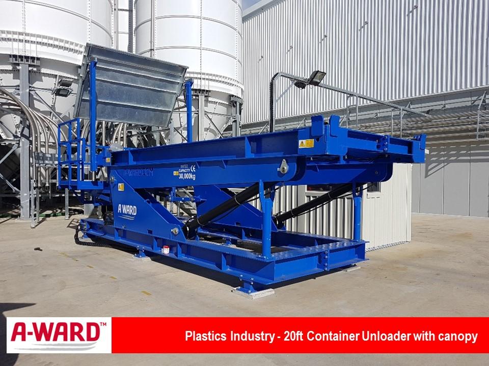 PLASTICS 20ft Unloader