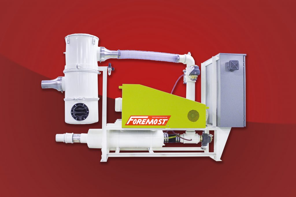 Foremost Railcar Unloader Power Unit
