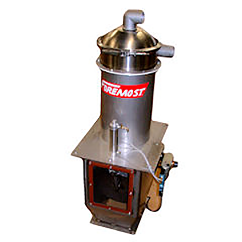 Foremost Straight Walled Vacuum Loaders