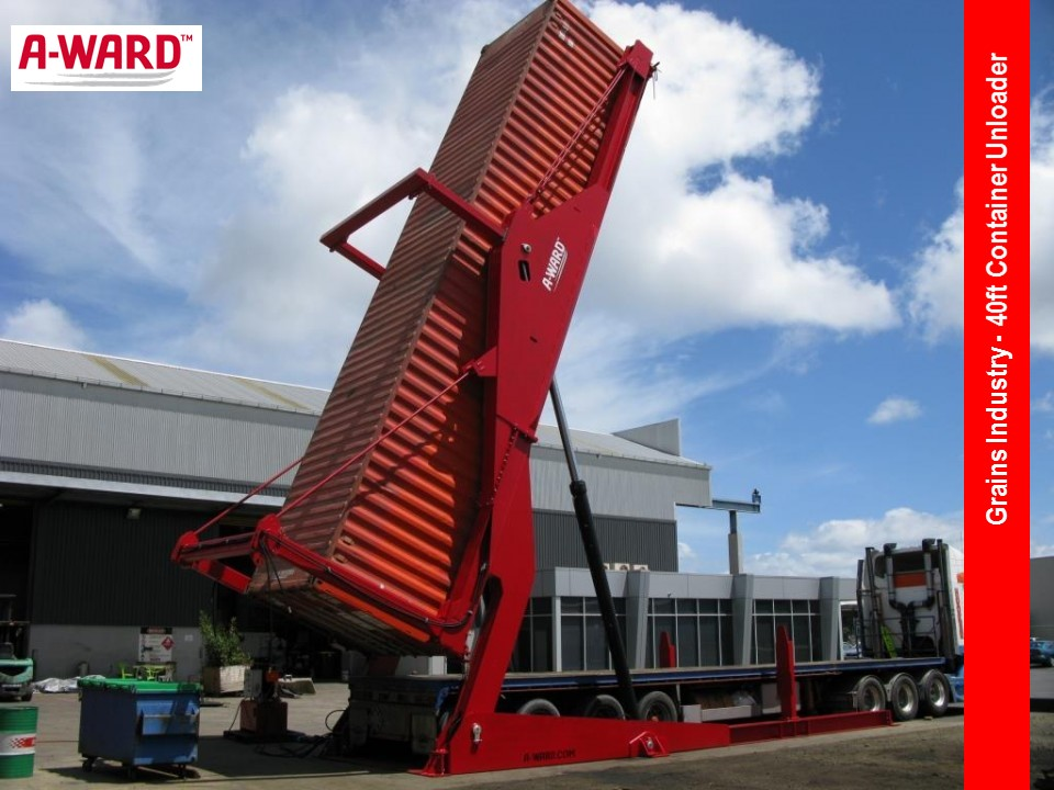 Grains Industry 40ft Unloader