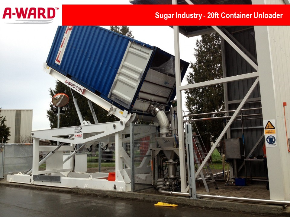 Sugar Industry 20Ft Unloader
